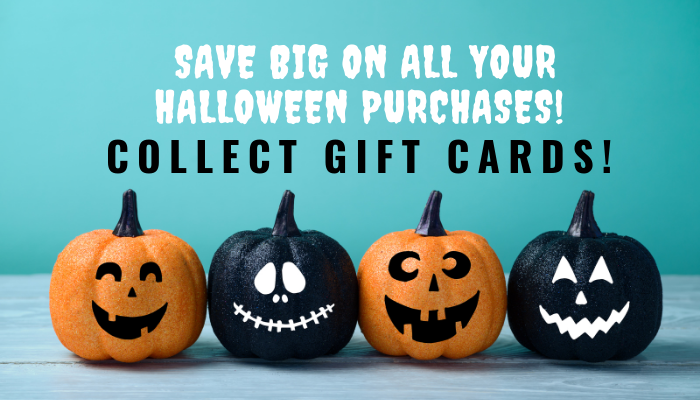 Check Out These 5  Sources To Save Big On All Your Halloween Purchases!